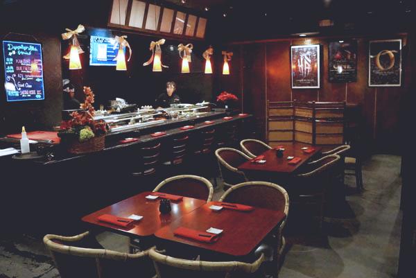Las Vegas Sushi Restaurant Yelp Star